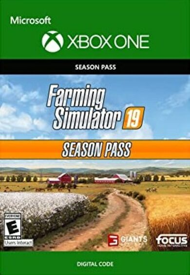 Farming Simulator 19 Season Pass (Xbox One) (DLC) Xbox Live Key UNITED STATES