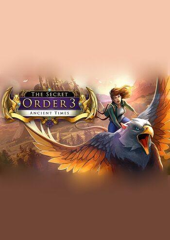 The Secret Order 3: Ancient Times Steam Key GLOBAL