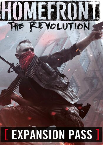 Homefront: The Revolution - Expansion Pass (DLC) Steam Key GLOBAL