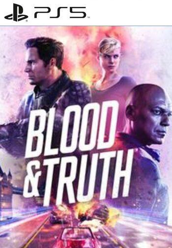 Blood & Truth [VR] (PS5) PSN Key EUROPE