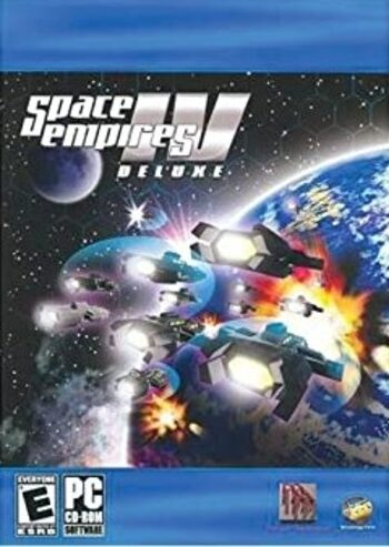 Space Empires IV Deluxe Steam Key GLOBAL