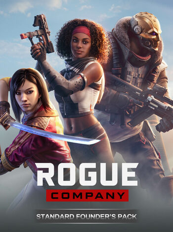 Rogue Company (Standard Founder's Pack) Epic Games key GLOBAL