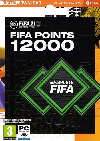 FIFA 21 - 12000 FUT Points Origin Key GLOBAL