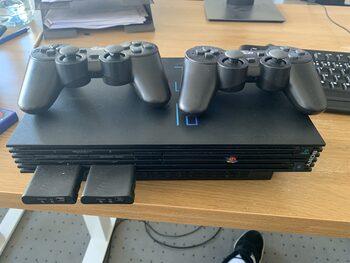 Playstation 2, Black, 8MB
