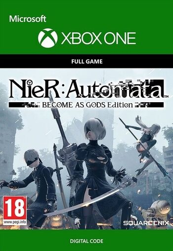 NieR:Automata BECOME AS GODS Edition XBOX LIVE Key UNITED STATES