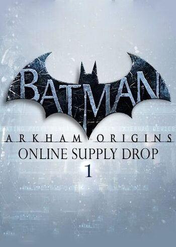 Batman: Arkham Origins - Online Supply Drop 1 (DLC) Steam Key GLOBAL