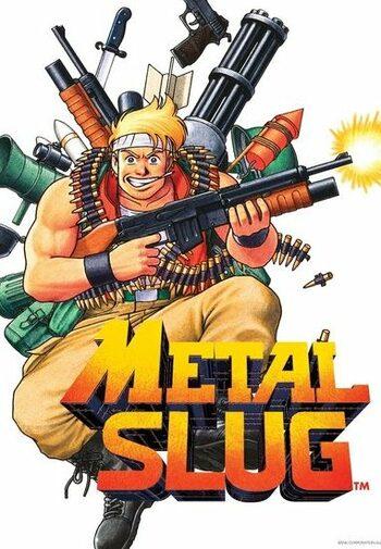 METAL SLUG Steam Key  GLOBAL