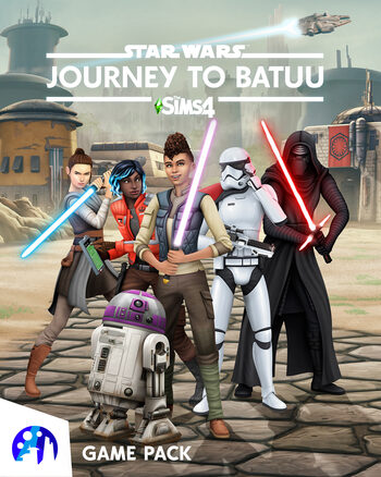 The Sims 4: Star Wars - Journey to Batuu (DLC) Origin Key GLOBAL