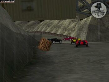 Demolition Racer PlayStation