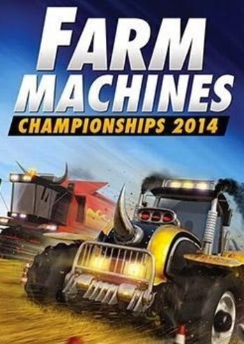 Farm Machines Championships 2014 Steam Key GLOBAL