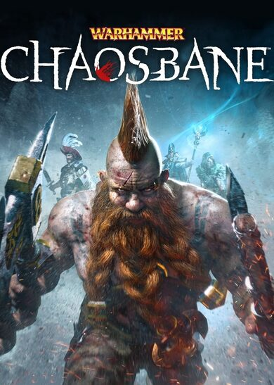 Warhammer: Chaosbane Clave Steam GLOBAL