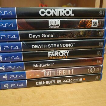 Playstation 4 žaidimai