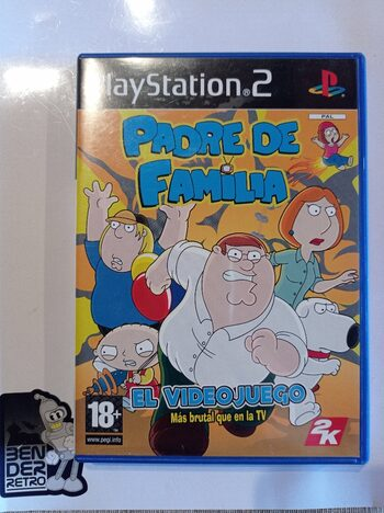Family Guy Video Game! PlayStation 2