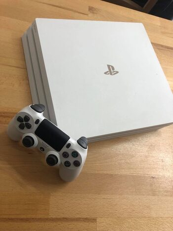 PlayStation 4 Pro, White, 1TB