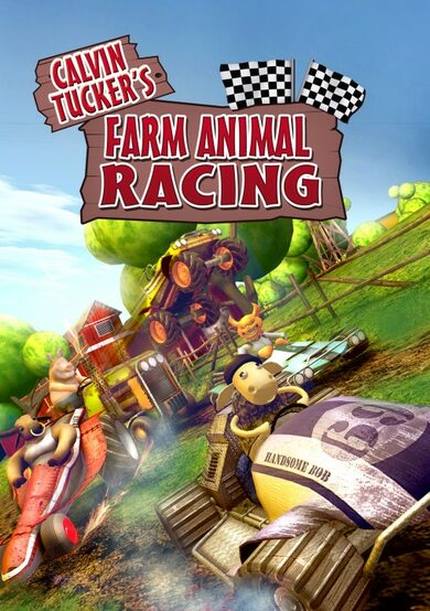 Calvin Tucker's Farm Animal Racing Steam Key GLOBAL