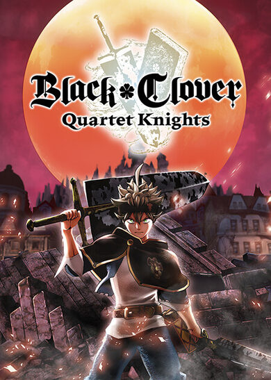 Black Clover: Quartet Knights Steam Key EUROPE