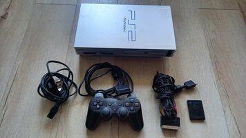 Playstation 2, Silver, 8MB