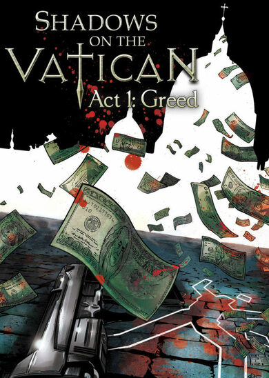 Shadows on the Vatican: Act 1 Steam Key EUROPE