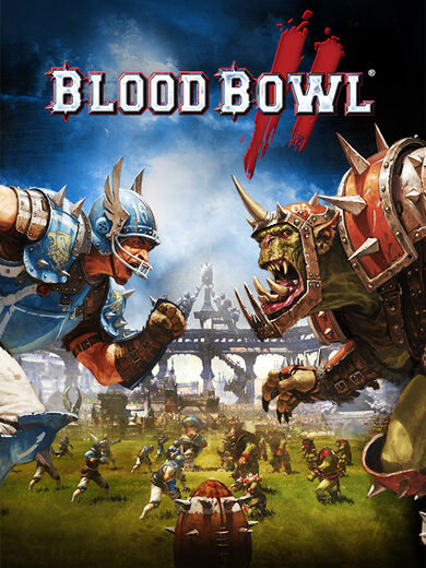 Blood Bowl 2 Steam Key GLOBAL