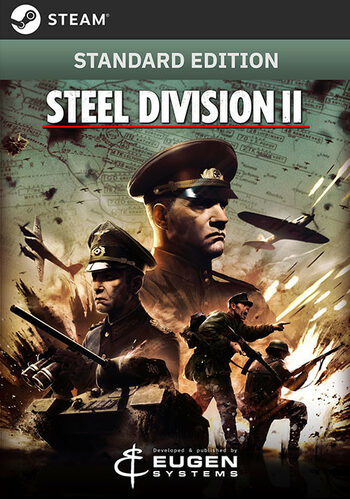 Steel Division 2 Steam Key GLOBAL