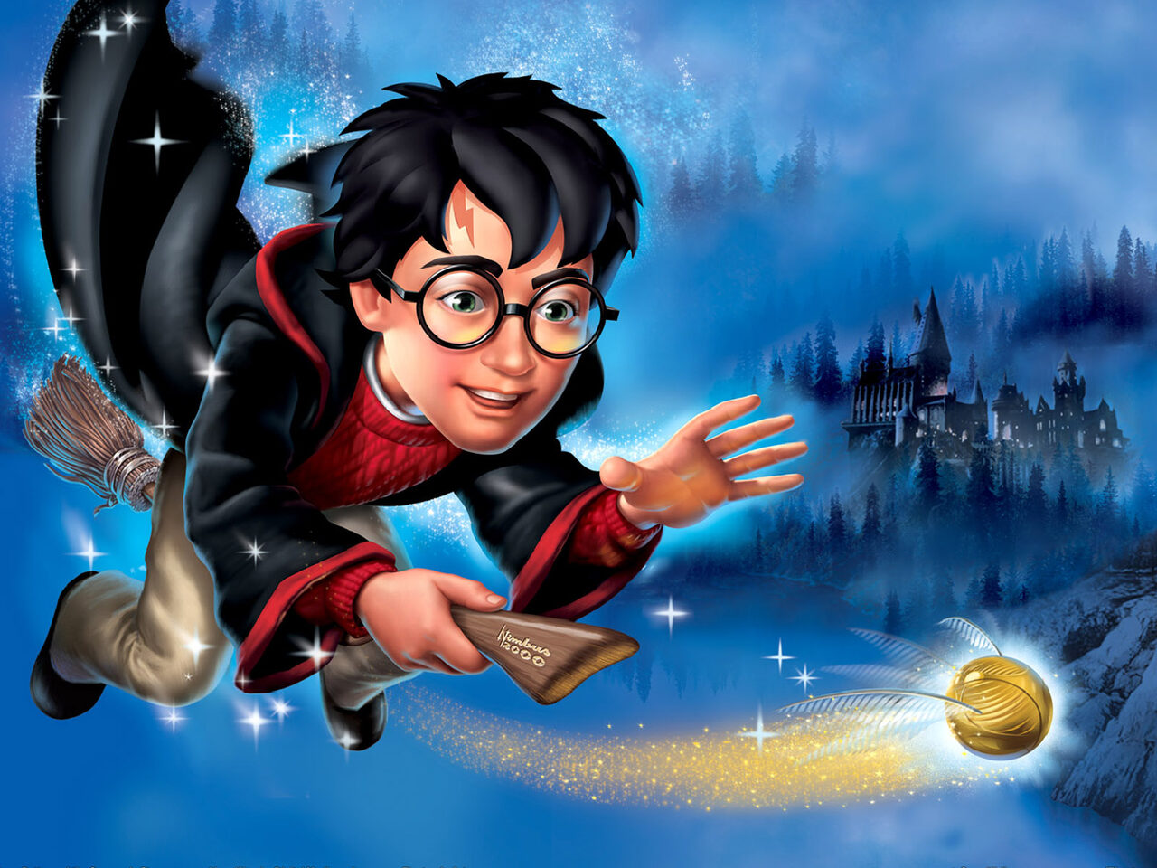 Harry Potter and the Philosopher's Stone Game Boy