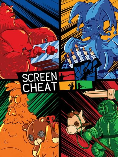 Screencheat Steam Key GLOBAL