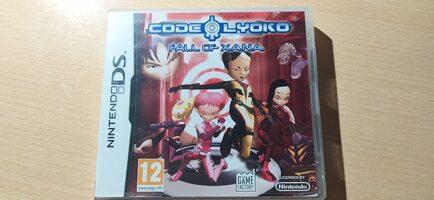 Code Lyoko: Fall of X.A.N.A. Nintendo DS