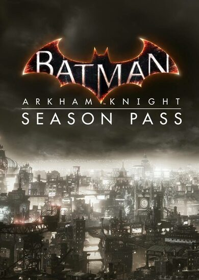 Batman: Arkham Knight - Season Pass (DLC) Steam Key GLOBAL