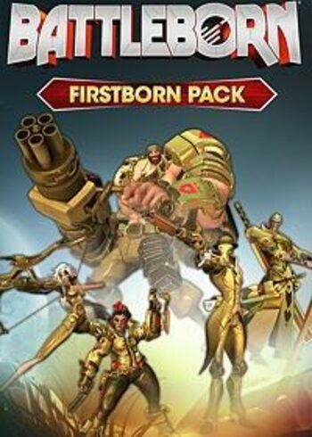 Battleborn Firstborn Pack (DLC) Steam Key GLOBAL