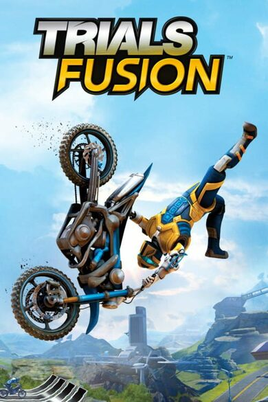 Trials Fusion Uplay Key GLOBAL