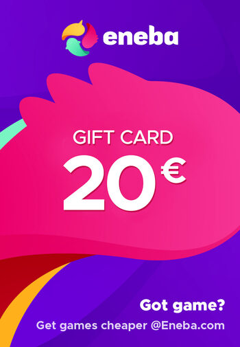 Eneba Gift Card 20 EUR GLOBAL