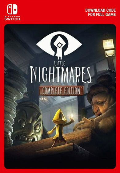 Little Nightmares: Complete Edition (Nintendo Switch) eShop Key EUROPE