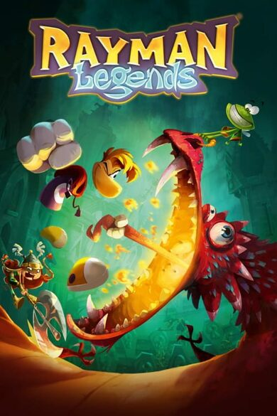 Rayman Legends Uplay Key EUROPE