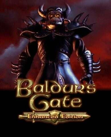 Baldurs Gate (Enhanced Edition) Steam Key GLOBAL