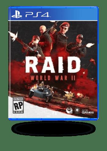 RAID: World War II PlayStation 4