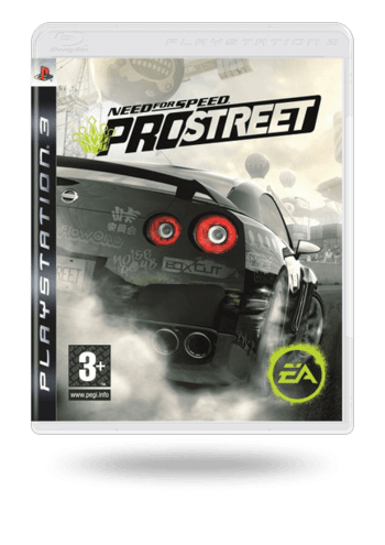 Need for Speed: ProStreet PlayStation 3