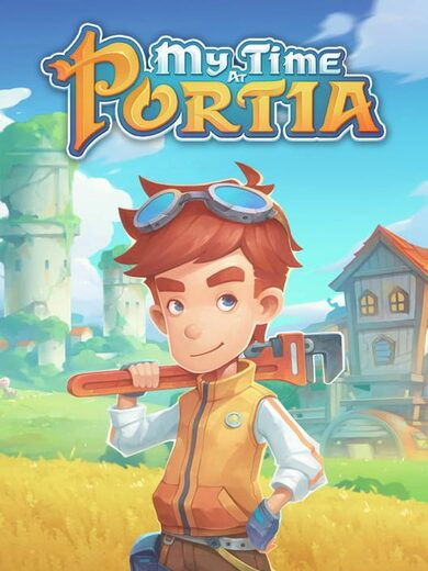 My Time at Portia Steam Key EUROPE / NORTH AMERICA