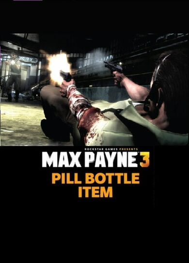 Max Payne 3 - Pill Bottom Item (DLC) Steam Key EUROPE