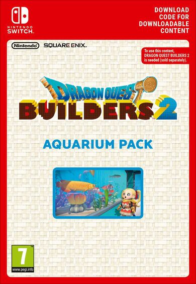 Dragon Quest Builders 2 - Aquarium Pack (DLC) (Nintendo Switch) eShop Key EUROPE