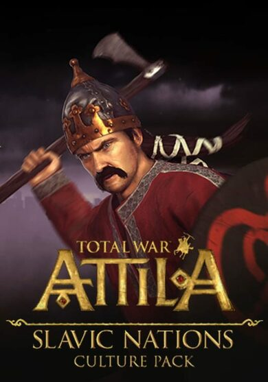 Total War: Attila - Slavic Nations Culture Pack (DLC) Steam Key GLOBAL