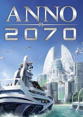 Anno 2070 Uplay Key GLOBAL