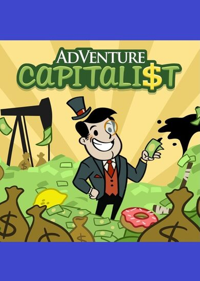 AdVenture Capitalist - Savvy Investor Bundle (DLC) Steam Key GLOBAL