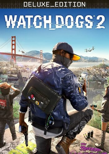 Watch Dogs 2 Deluxe Edition Uplay Key EUROPE
