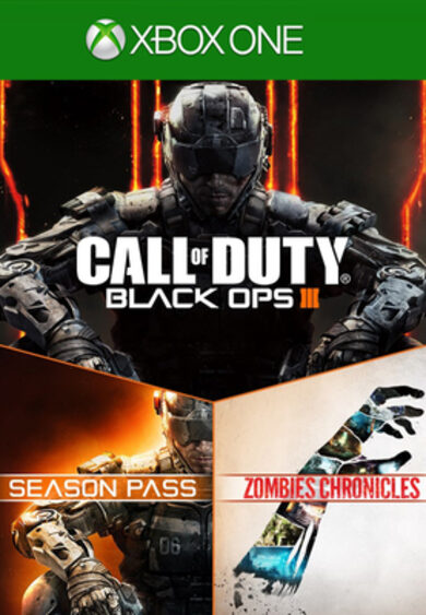 Call of Duty: Black Ops III - Zombies Deluxe (Xbox One) Xbox Live Key UNITED STATES
