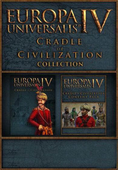 Europa Universalis IV - Cradle of Civilization Collection (DLC) Steam Key GLOBAL