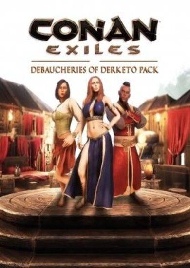 Conan Exiles - Debaucheries of Derketo Pack (DLC) Steam Key GLOBAL