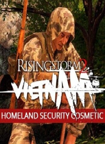 Rising Storm 2: Vietnam - Homeland Security Cosmetic (DLC) Steam Key GLOBAL
