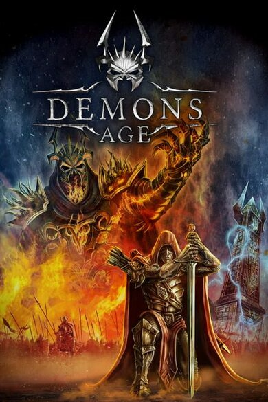 Demons Age Steam Key GLOBAL