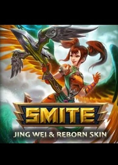 SMITE - Jing Wei & Reborn Skin Key GLOBAL
