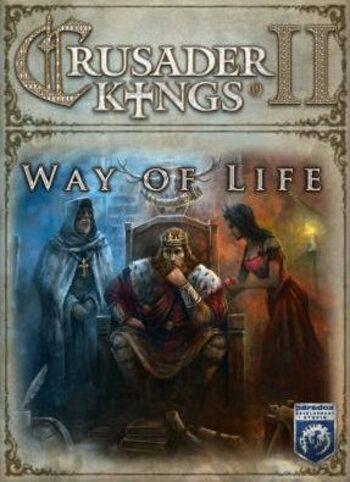 Crusader Kings II - Way of Life (DLC) Steam Key GLOBAL
